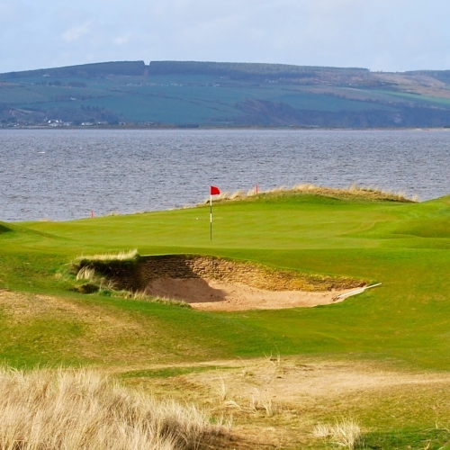 CastleStuart 11th hole