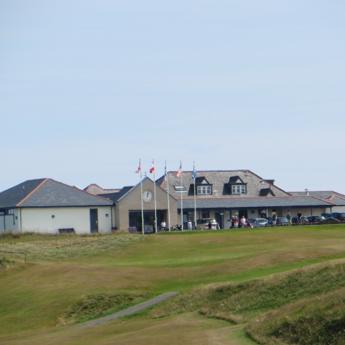 Crail Golfing Society Clubhouse