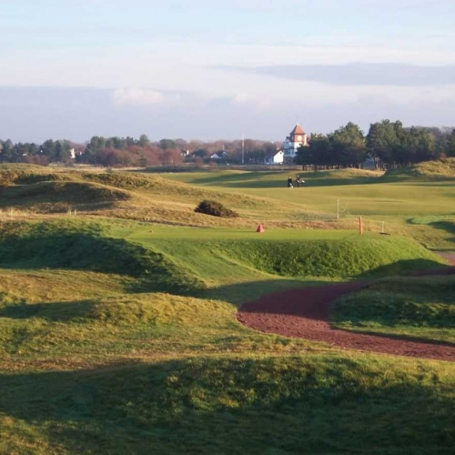Formby golf