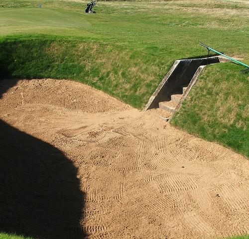 Ganton Golf Bunkering