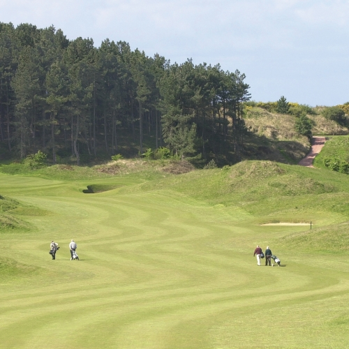 Hillside Golf Couse Southport