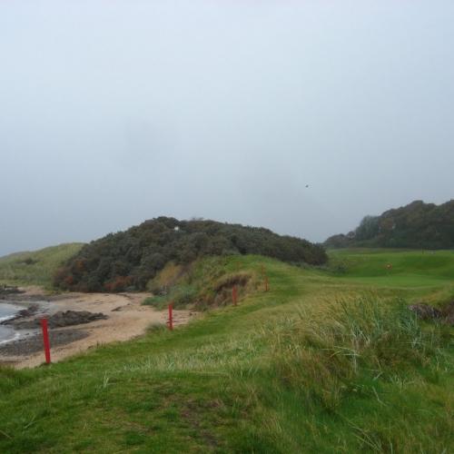 North Berwick 13th hole