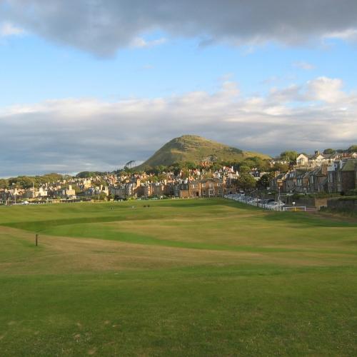 North Berwick 18th hole