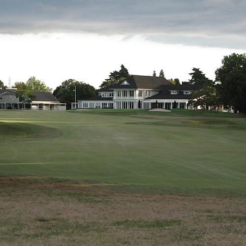 Royal Auckland Clubhouse