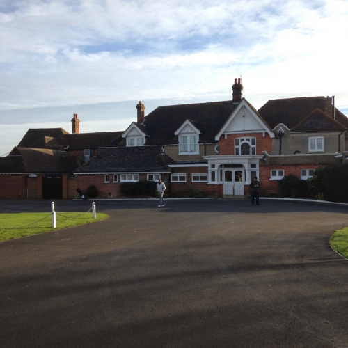 Royal St. Georges Clubhouse