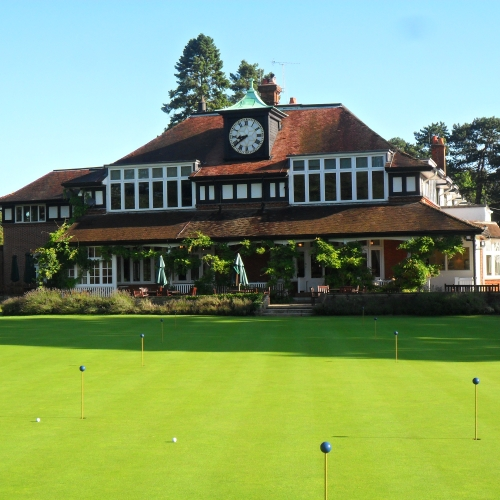 Sunningdale Golf Club Clubhouse