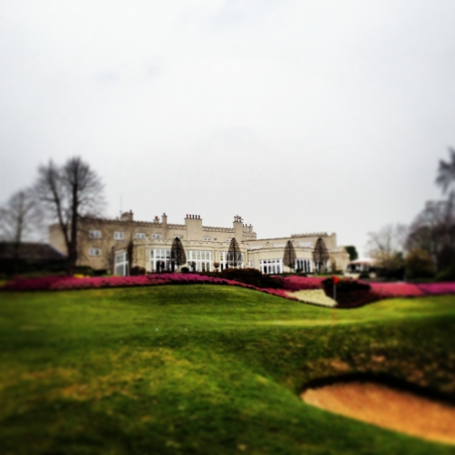 Wentworth clubhouse