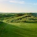 8th hole, Western Gailes Golf Club