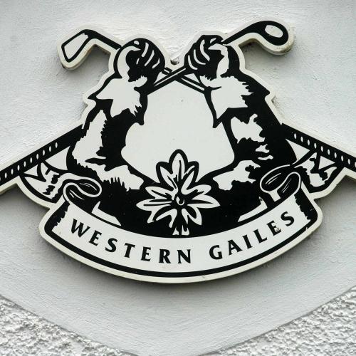 Western Gailes logo